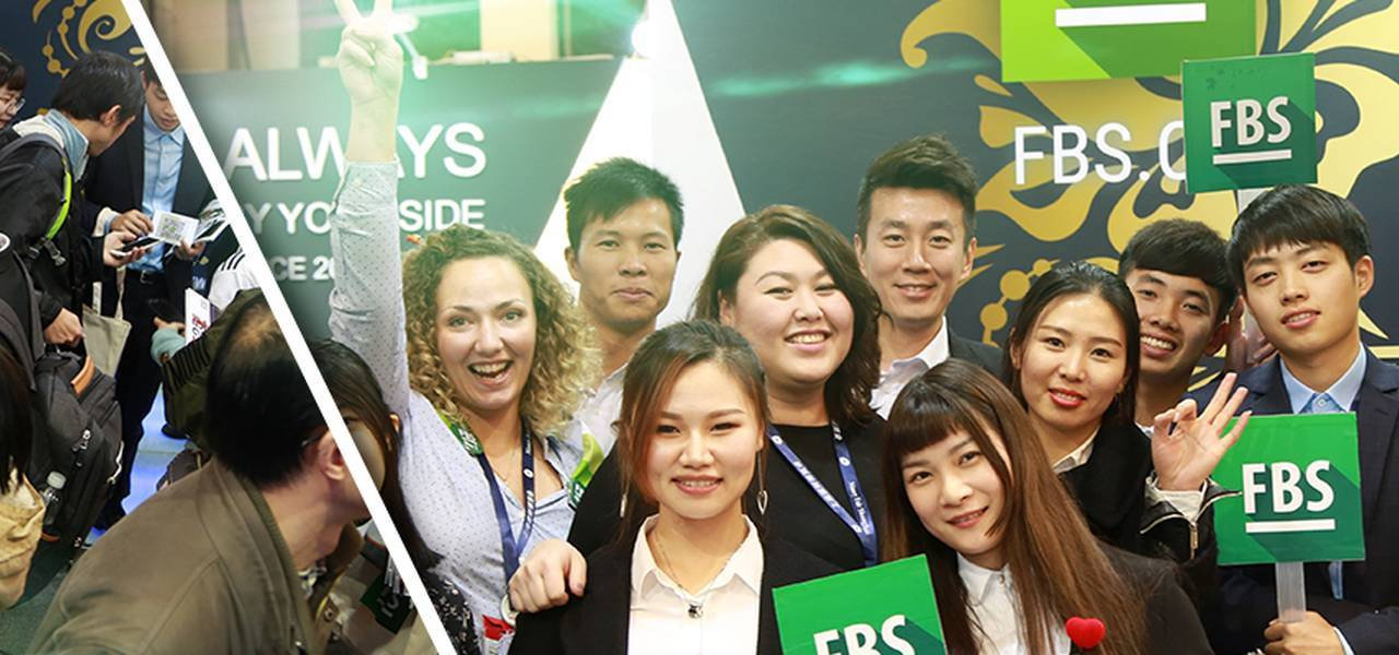 FBS Brilha na Money Fair Shanghai